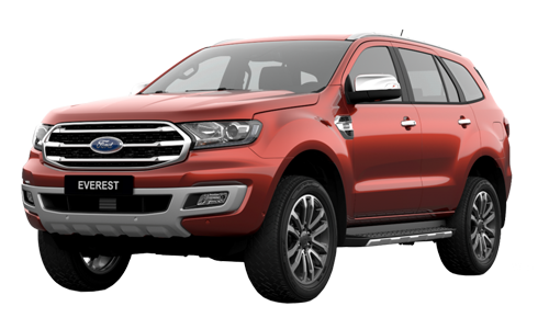 Ford Everest All New